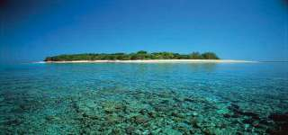 Coral Cay Island